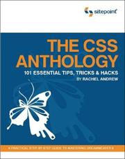 Cover of: The CSS Anthology