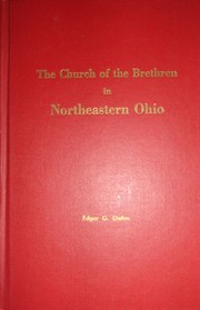 Cover of: The Church of the Brethren in Northeastern Ohio by