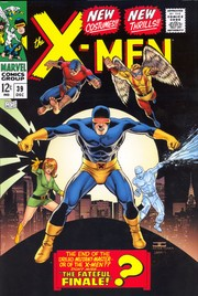 Cover of: The X-Men Omnibus Volume 2