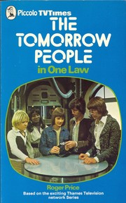 Cover of: The Tomorrow People in One Law