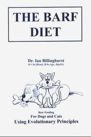 Cover of: Barf Diet, The