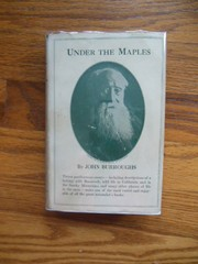 Cover of: Under the maples