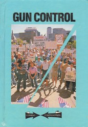 Cover of: Gun control |