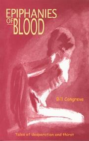 Cover of: Epiphanies of Blood