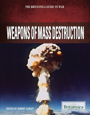 Cover of: Weapons of mass destruction | Robert Curley