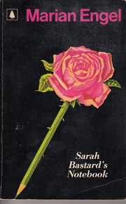 Cover of: Sarah Bastard's notebook