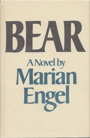 Cover of: Bear: a novel