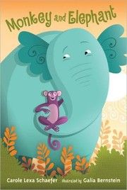 Cover of: Monkey and Elephant