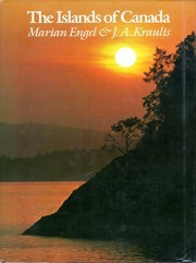 Cover of: The islands of Canada