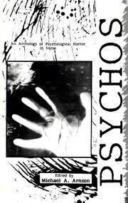 Cover of: Psychos | Michael A. Arnzen