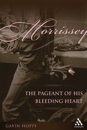 Cover of: Morrissey by