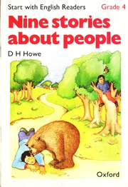 Cover of: Nine stories about people | D. H. Howe