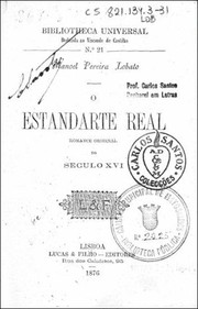 Cover of: O Estandarte Real by