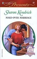 Cover of: Make-over marriage | Sharon Kendrick