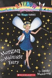 Cover of: Morgan the midnight fairy