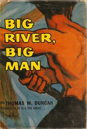 Cover of: Big river, big man