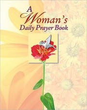 Cover of: A woman's daily prayer book
