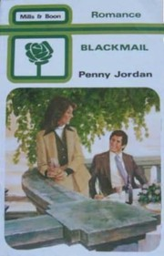 Cover of: Blackmail | Penny Jordan