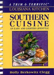 Cover of: A trim & terrific Louisiana kitchen