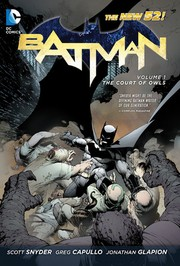 Cover of: Batman: The Court of Owls by Scott Snyder