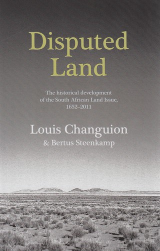 Disputed Land by