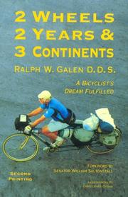 Cover of: 2 wheels, 2 years & 3 continents