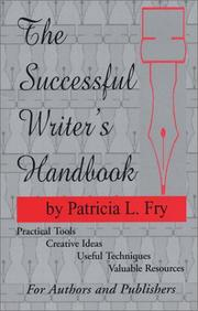 Cover of: The Successful Writer's Handbook