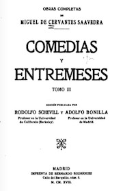 Cover of: Comedias y entremeses