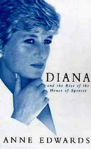 Cover of: Diana | Anne Edwards