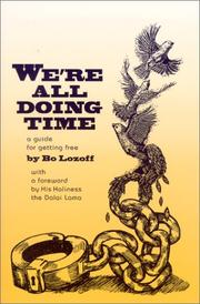 Cover of: We're all doing time