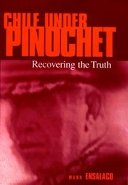 Cover of: Chile under Pinochet