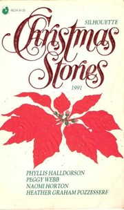 Cover of: Silhouette Christmas Stories 1991