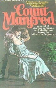 Cover of: Count Manfred