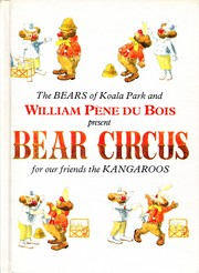 Cover of: Bear Circus