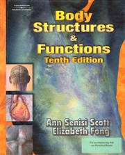 Cover of: Body structures & functions | Ann Senisi Scott
