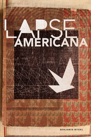 Cover of: Lapse Americana by