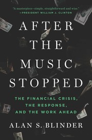 Cover of: After the music stopped | Alan S. Blinder