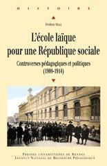 L'école laïque pour une République sociale