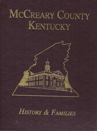 McCreary County Kentucky  History and Families by