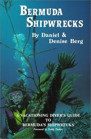 Cover of: Bermuda Shipwrecks | Daniel Berg