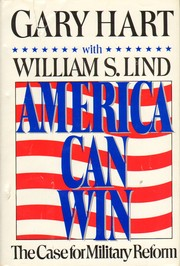 Cover of: America can win: the case for military reform