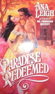 Cover of: Paradise Redeemed