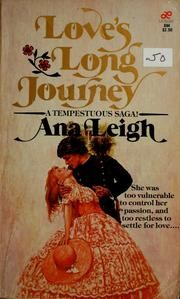 Cover of: Love's Long Journey