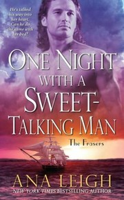 Cover of: One Night With A Sweet-Talking Man (The Frasers)