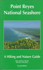 Cover of: Point Reyes National Seashore