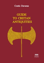 Cover of: Guide to Cretan Antiquities |