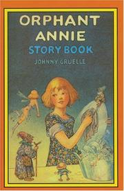 Cover of: Orphant Annie story book