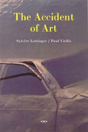 Cover of: The Accident of Art