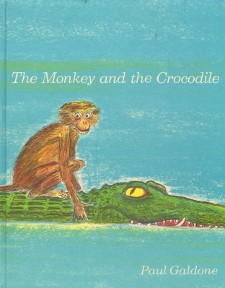 The monkey and the crocodile by Jean Little