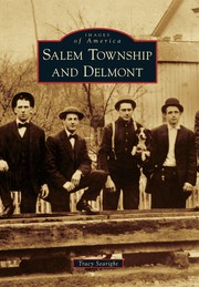 Images in america Salem township and Delmont by
